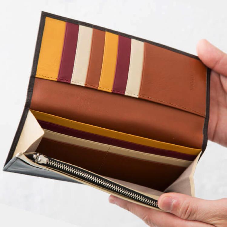 JOGGOのスリム長財布が選ばれている理由