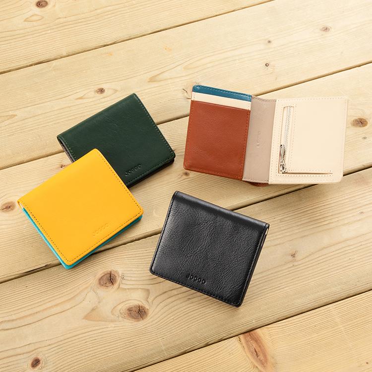 2つ折りミニ財布ギャラリー画像1
