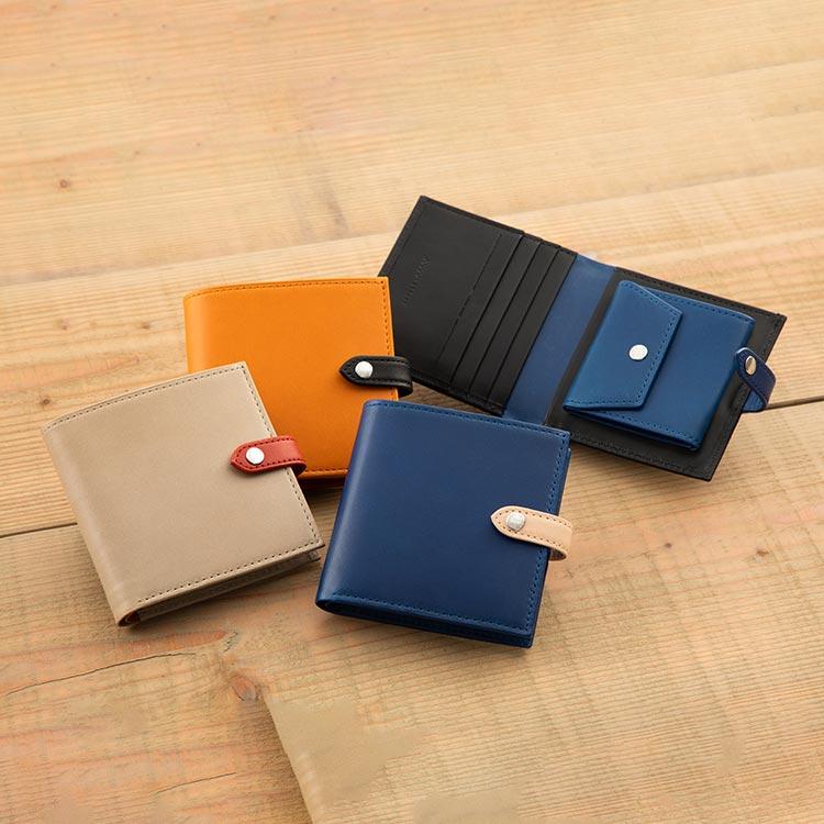 ENISHI 2つ折り財布ギャラリー画像1